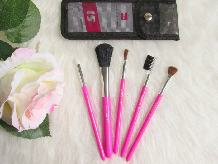 Beautypress Newsbox September - Pfeilring Makeup Pinsel Set 6 tlg.