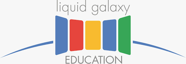 Liquid Galaxy for Education, our new flagship project for 2018 first semester