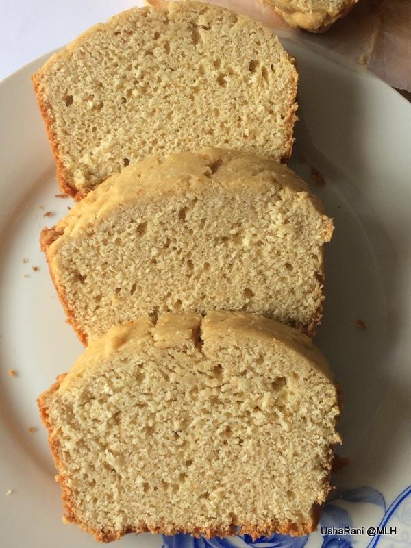 Basic Coconut Cake Recipe