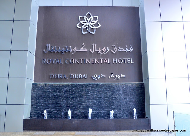 4-star property of Royal Continental Hotels in Deira, Dubai