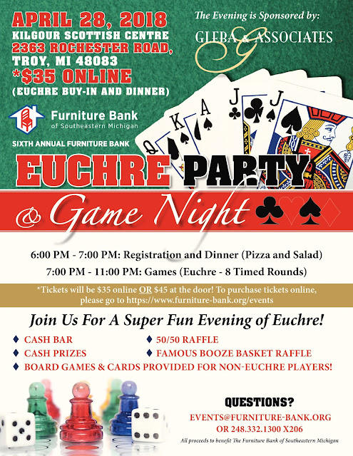 Euchre party prizes for older