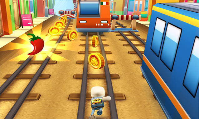 Subway Surfers �������