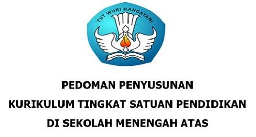Pedoman Penyusunan Kurikulum KTSP SMA Tahun Pelajaran 2018/2019