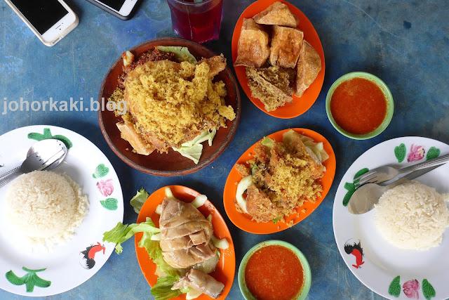 Ayam-Penyet-Sarang-Lebah-Johor-Bahru-JB-Perling
