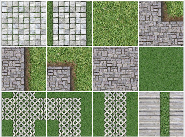 9_seamless texture_paving_stone_sidewalks-#-9#a