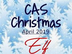 CAS Christmas Challenge - Elf
