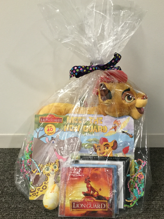 disney lion guard prize pack