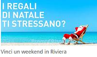 Logo Concorso ''Stella Cortesia 2017/2018'' vinci gratis weekend in Riviera