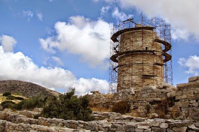 Ψήφισμα για τον αρχαίο Πύργο του Χειμάρρου στη Νάξο