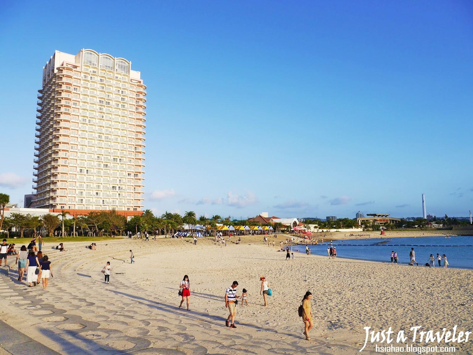 沖繩-海灘-推薦-日落海灘-Sunset-Beach-サンセットビーチ-Okinawa-beach-recommendation