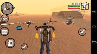 GTA San Andreas APK + OBB Highly Compressed (4MB)