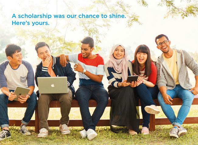 Borang permohonan online Biasiswa Yayasan Tenaga Berhad (TNB) Malaysia