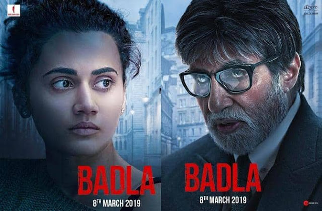 Badla 2019 Download Bollywood Movies