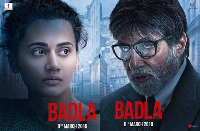 Badla 2019 Download Bollywood Movies