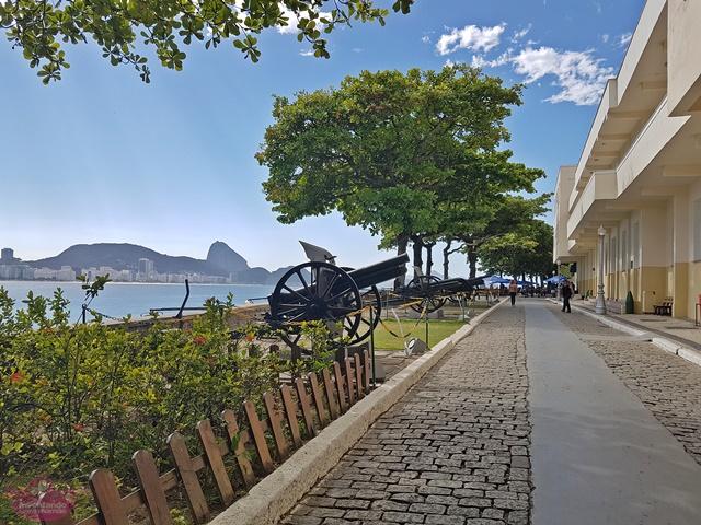 Onde ir no Rio com crianças e adolescentes - Forte de Copacabana