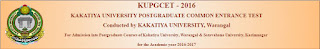 ku pgcet notification