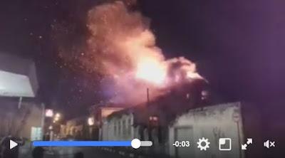 Incêndio em Iguape destrói Casarão Histórico