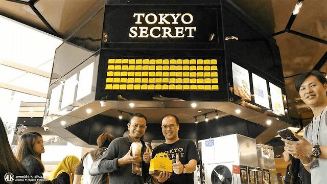 Tokyo Secret, 36-Hours Food Trail, Sky Avenue, Andy Teh,