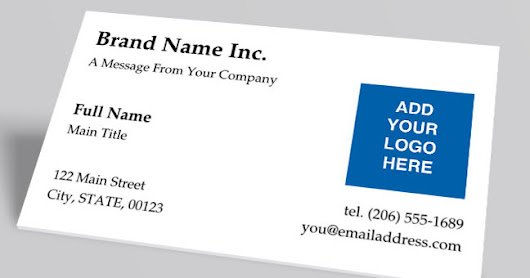 What is your #1 sales tool? Your business card!