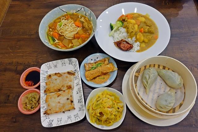 心悅素食~三峽素食港式點心、素食熱炒、麵食、便當菜單