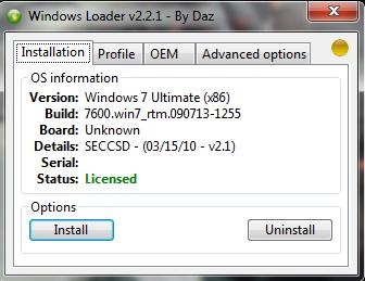 ativador windows 7 ultimate