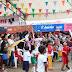 Diversión en el inicio de las visitas escolares a la Expoferia Valladolid 2018