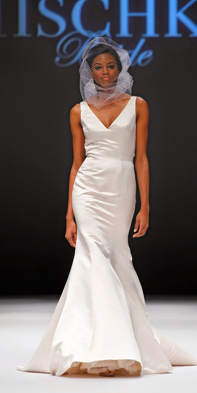 Wedding Dresses From The Badgley Mischka Fall 2015 Bridal Collection