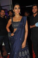 Pooja Hegde choli saree at DJ Duvvada Jaggannadham music launch ~  Exclusive 134.jpg