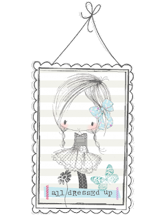 All Dressed Up Digi Stamps