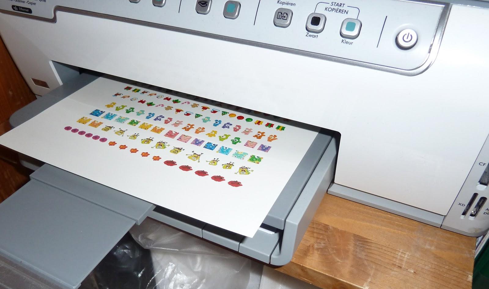 printable nail decal template
