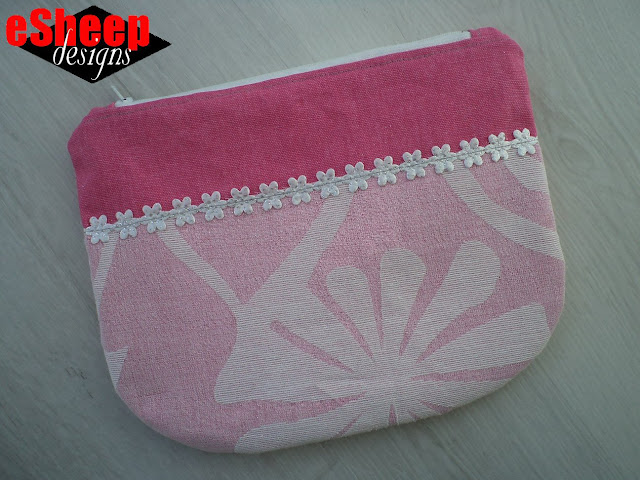 Zippered Pouch by eSheep Designs