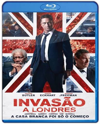 Baixar Invasão a Londres 1080p Dual Áudio Bluray Torrent