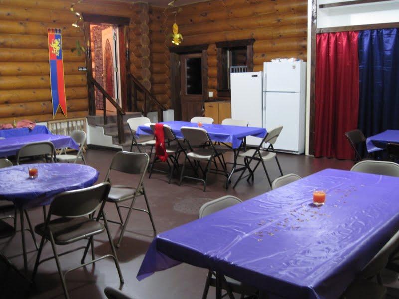 garage party ideas - Garage Party Ideas