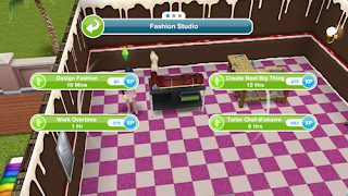 Fashion Designer Hobby The Sims Freeplay Freeplay Guide