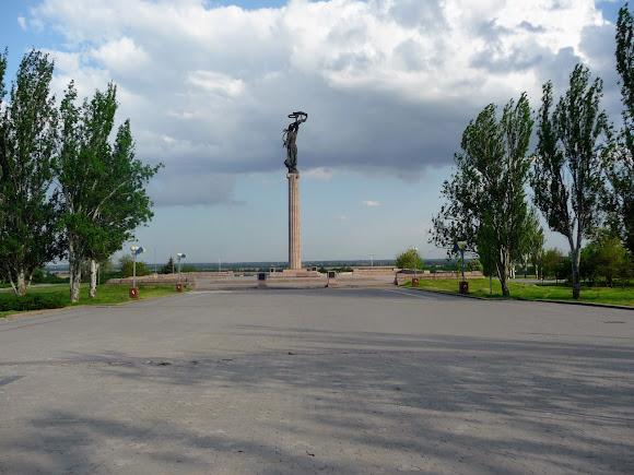 Херсон. Парк Слави