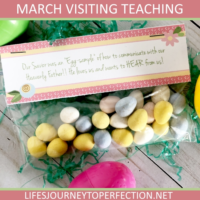 Life's Journey To Perfection: Visiting Teaching