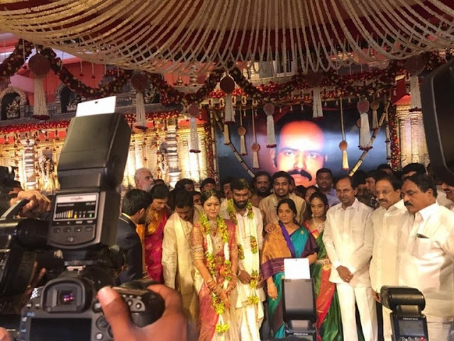 Minister-Paritala-Sunitha-Son-wedding1