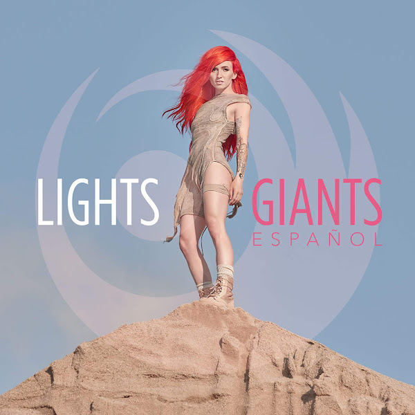 Lights - Giants (Spanish Version) - Single Cover