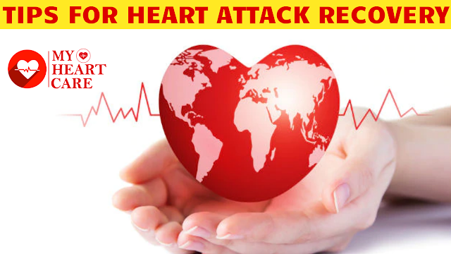 Top 10 Tips for Heart Attack Recovery