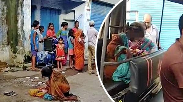 Remaja ditinggalkan kekasih terpaksa lahirkan anak di tepi jalan selepas hospital enggan membantu kerana dia berseorang tanpa penjaga