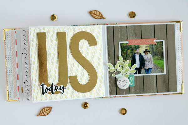 Fall Memories 2015 Mini Album | Felicity Jane November Kit