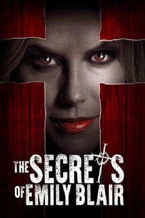 Poster The Secrets of Emily Blair 2016