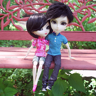 dolls couple wallpapers