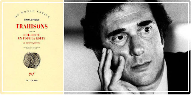 Harold Pinter auteur de Hot House
