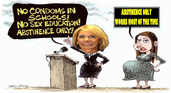 Recent Devos Hires Bode Ill For Student >> Big Education Ape Trump Appointee In Office Overseeing Sex Ed
