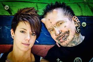 Meet World Most Pierced, Meet World Most Pierced Man, Pierced Man Photo, Meet World Most