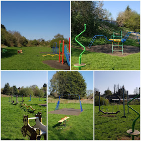 Parks and Playgrounds in Northamptonshire - Boothville Park