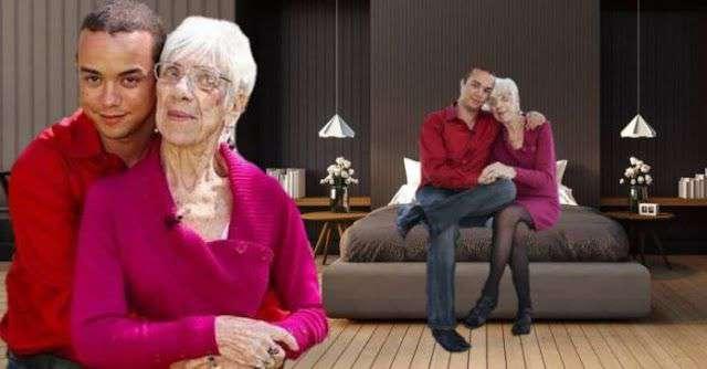 23 साल के लडके ने रचा ली 91 साल की बूढी से शादी, बिस्तर पर जब प्यार चढ़ा परवान तो हो गया ये हादसा