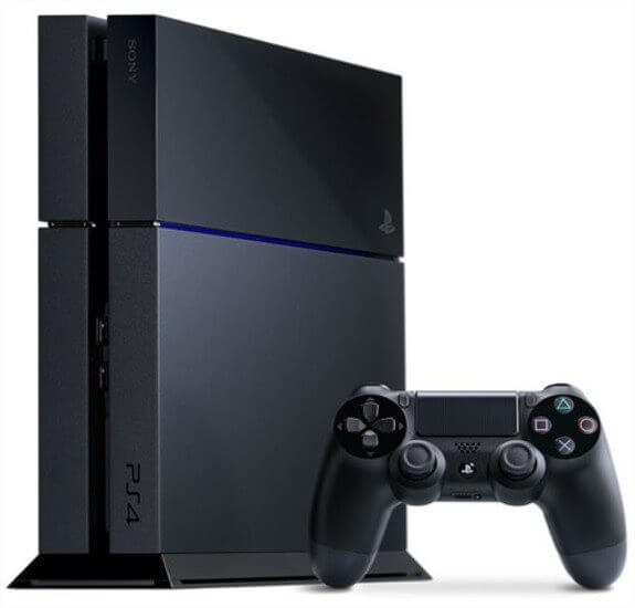 console-play-station-4