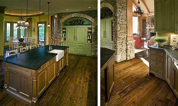 Luxury House Stunning Rustic Craftsman Home Plan House